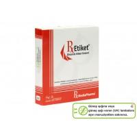RxMediaPharma® RxEtiket® NO. 11 1000 Etiketli Tek Kutu