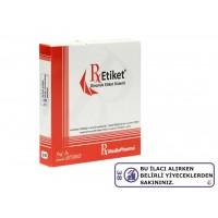 RxMediaPharma® RxEtiket® No.38 500 Etiketli Tek Kutu
