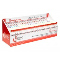 RxMediaPharma® RxEtiket® Tamamlayıcı Etiket Seti